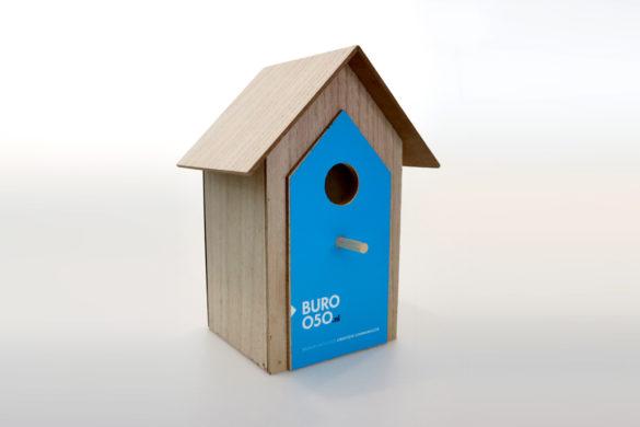 BURO-050 Mailing Vogelhuisje